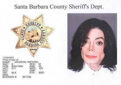 michael arrested