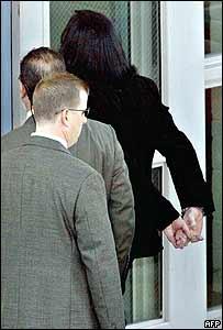 michael handcuff