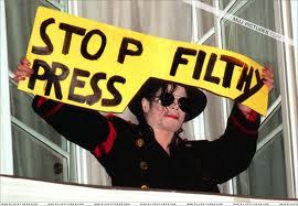 stop filthy press