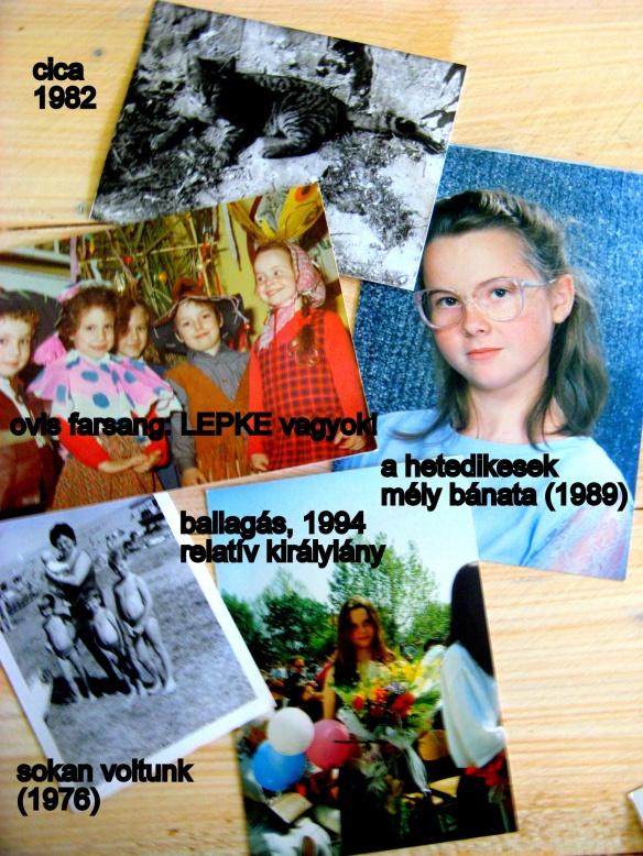 régi fotók gyerekkor