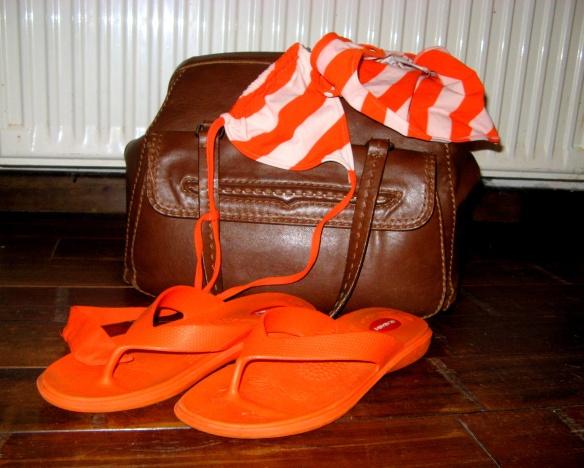 ZARA táska, bikini