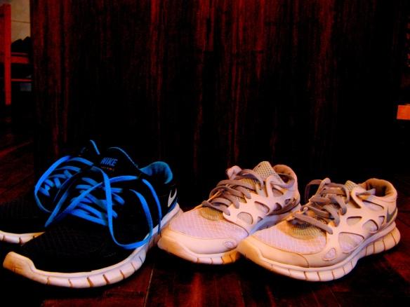 futócipők